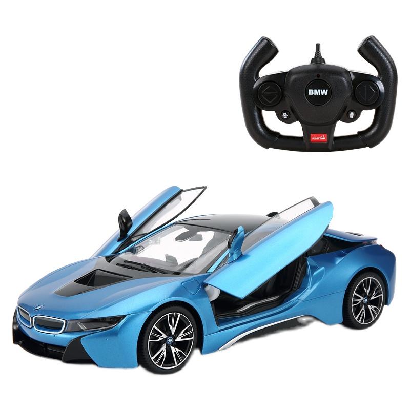 rastar /星辉宝马i8可开门遥控车评价如何