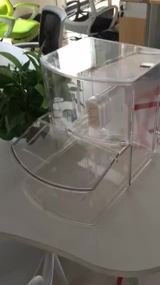 Stainless Steel Cereal Dispensers