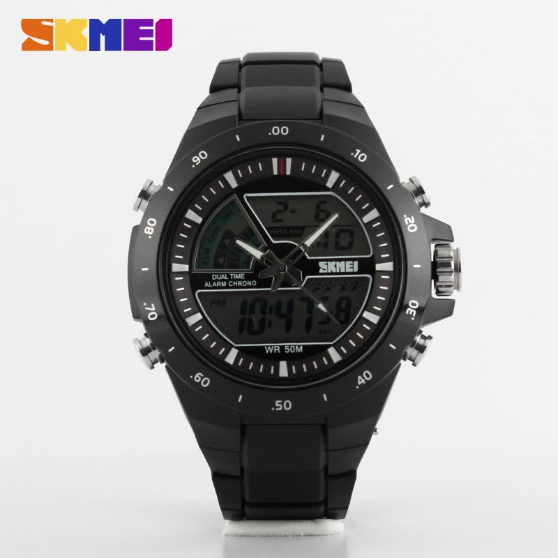 Alibaba china skmei sport mens digital waterproof watches