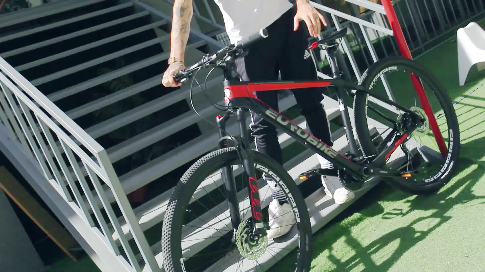 EUROBIKE 2019 Top Selling 700C Alloy Road Racing Bike XC7000 16 Speed Road Bike 60mm Rim/ Cycling / Road Bicycle Made in China