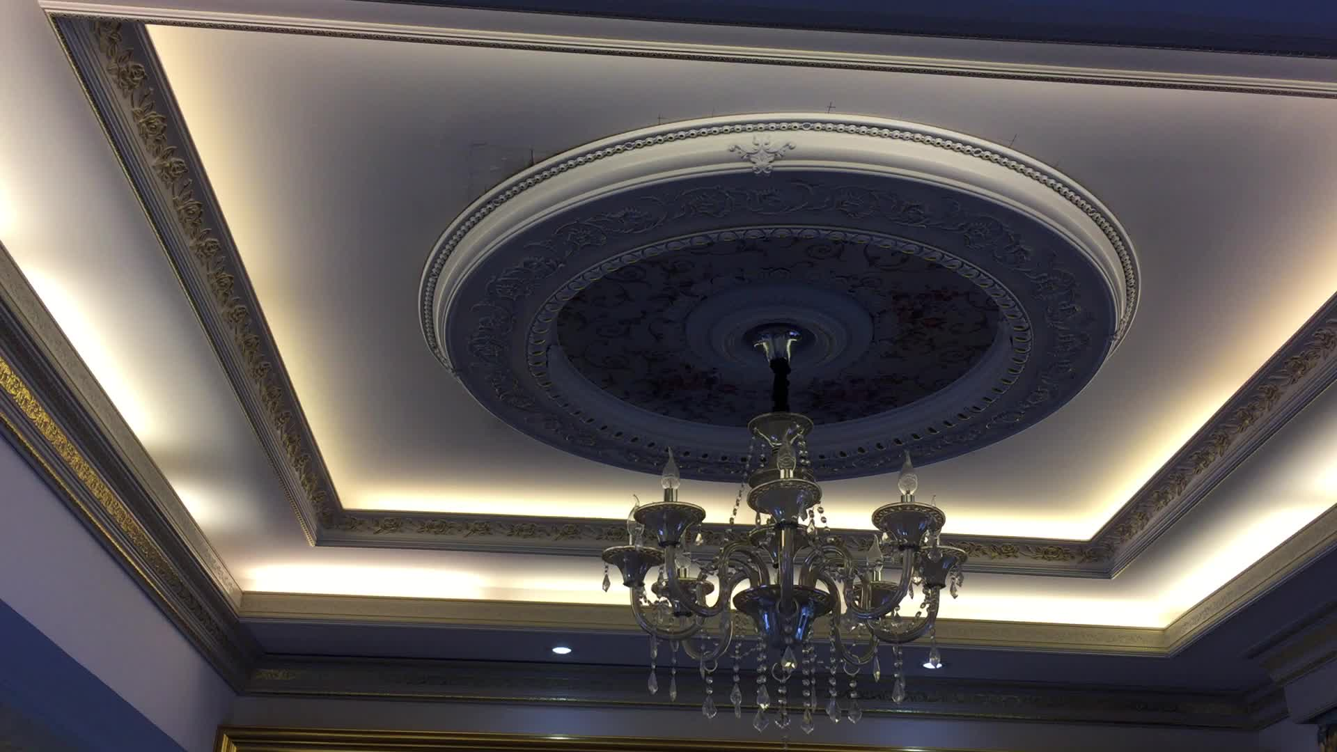 New Decor Hall Roof Decoration False Ceiling Design Buy