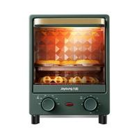 九阳小型立式家用烘培迷你电烤箱质量怎么样