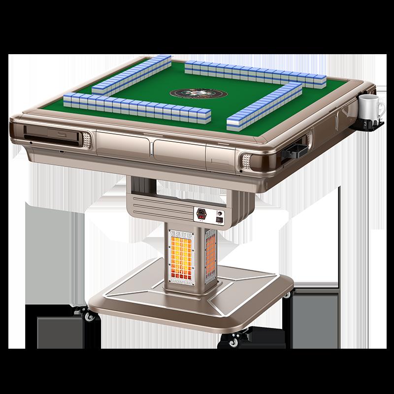 世和麻将机全自动家用折叠麻将桌餐桌两用机麻电动过山车静音无声