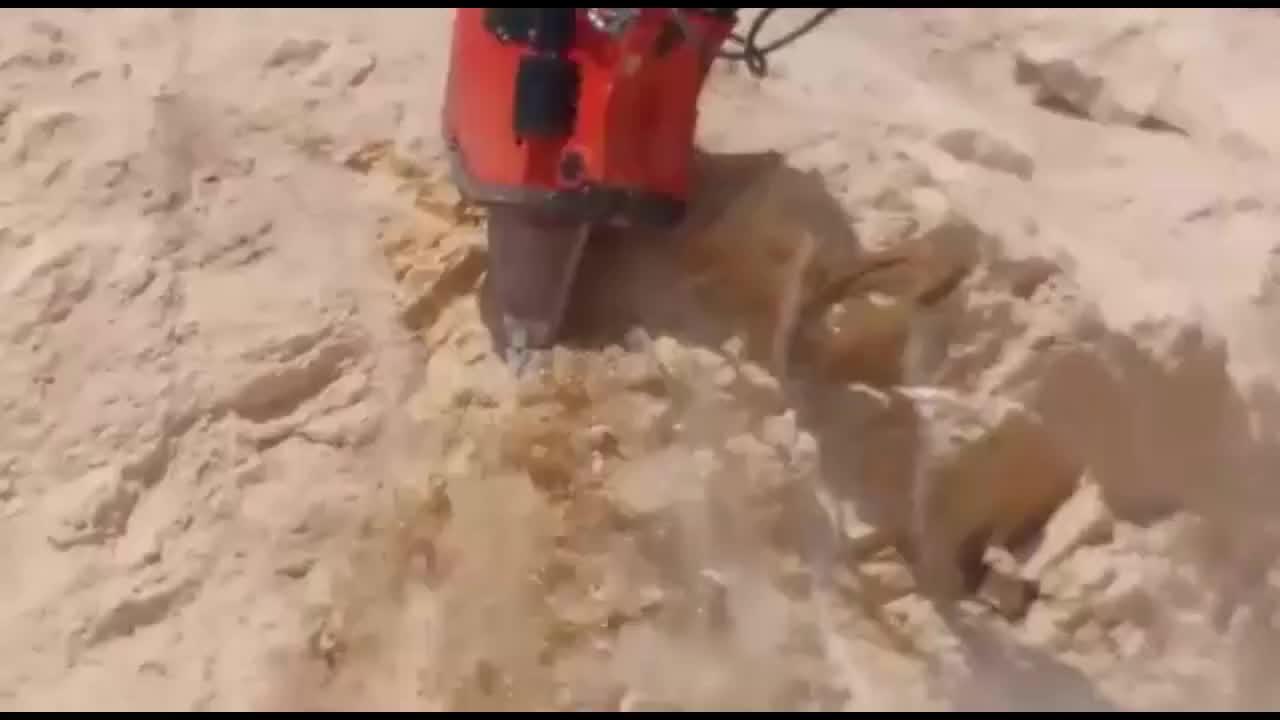 Hydraulic excavator ripper/ vibro ripper/ ripper for sale