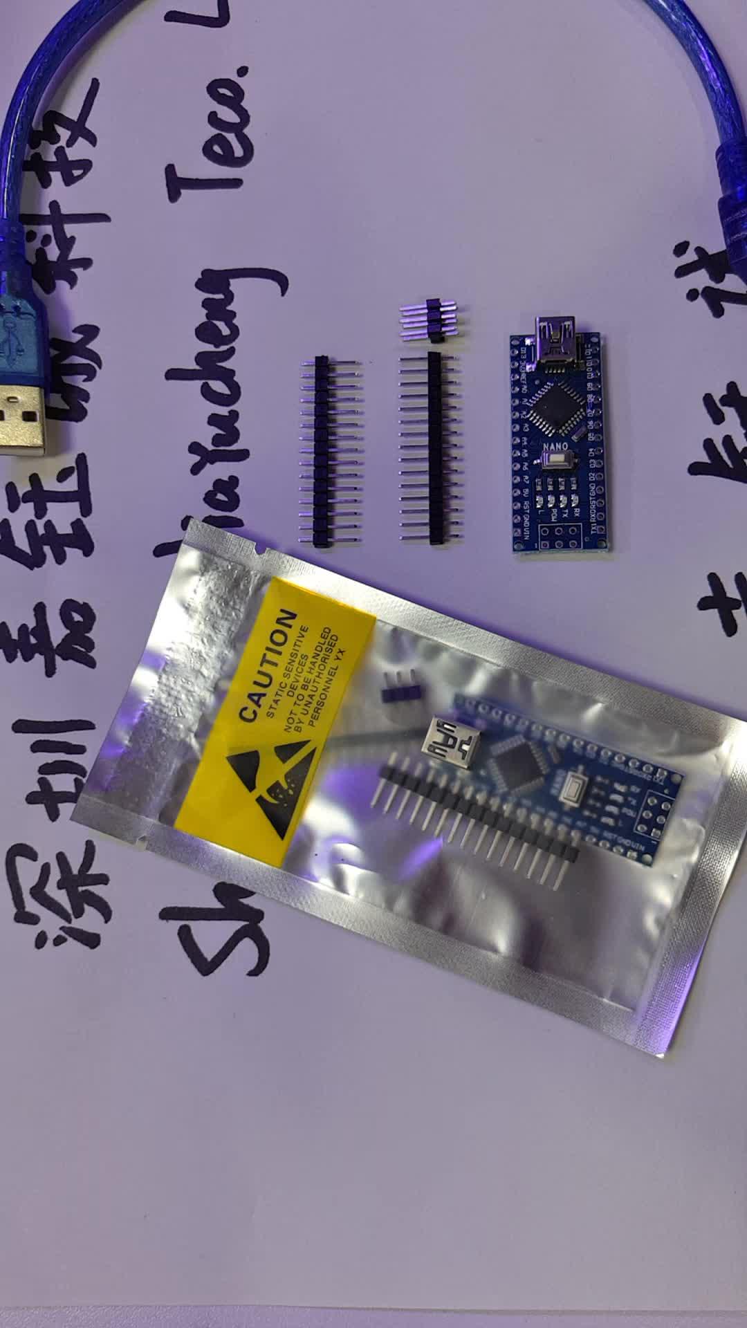 Nano V3.0 3.0 Controller kompatibel mit Nano CH340 USB-Treiber NO CABLE für Ardus NANO V3.0 3D-Drucker