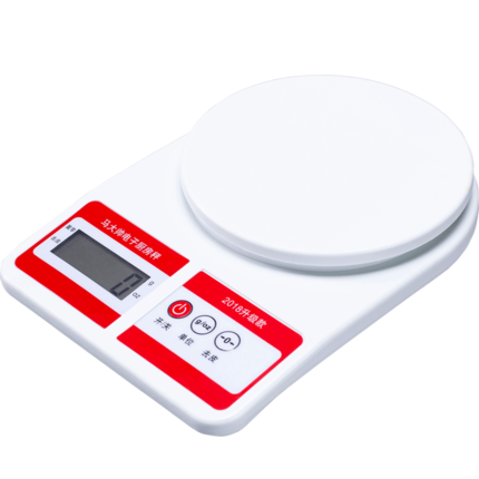 防水家用小型厨房用克称0.01电子秤