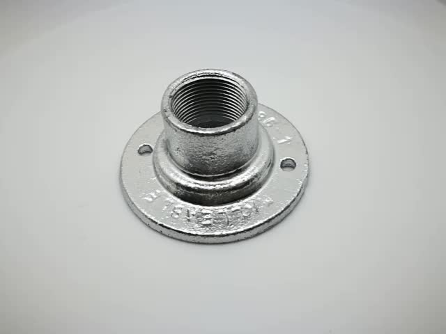 BS4568 standard malleable electrical conduit dome cover