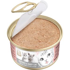 猫乐适慕斯奶糕无谷孕离乳期猫罐头
