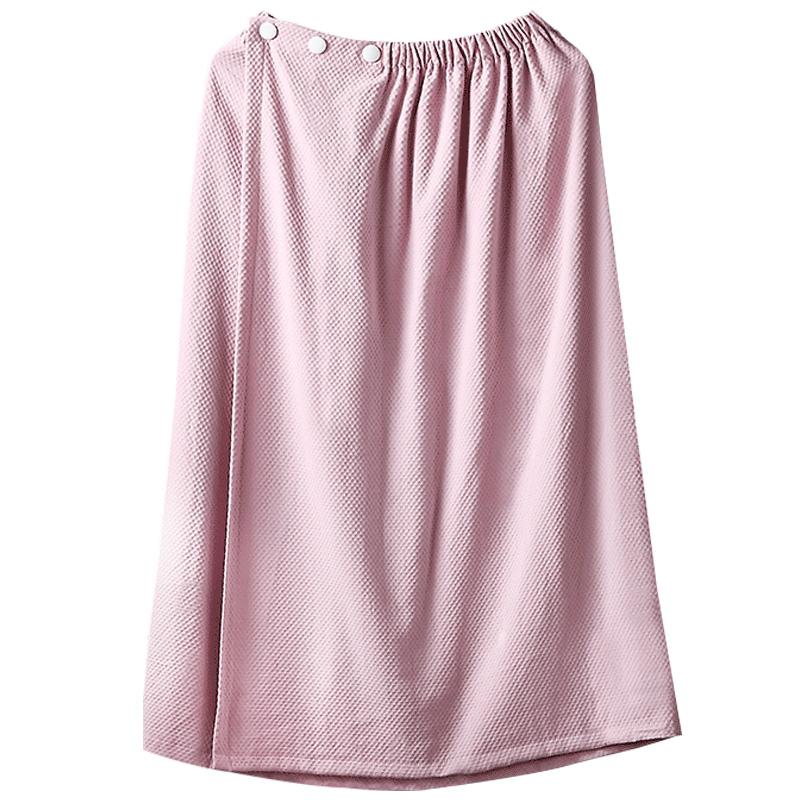 美容院浴裙女抹胸浴巾纯棉女款浴袍怎么样