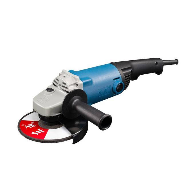东成角磨机电动工具切割磨光抛光打磨手磨机125/150/180/230型