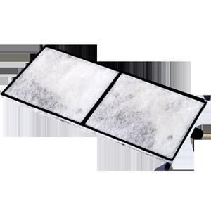 鱼缸过滤棉西龙水族箱过滤清洁净水材料上过滤槽过滤棉芯片滤卡片