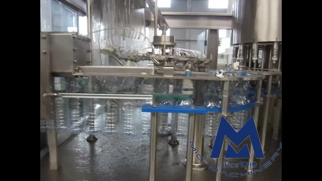 Free Shipment Price Automatic Drinking Mineral Water Bottle Filling Machine/Water Filling Line