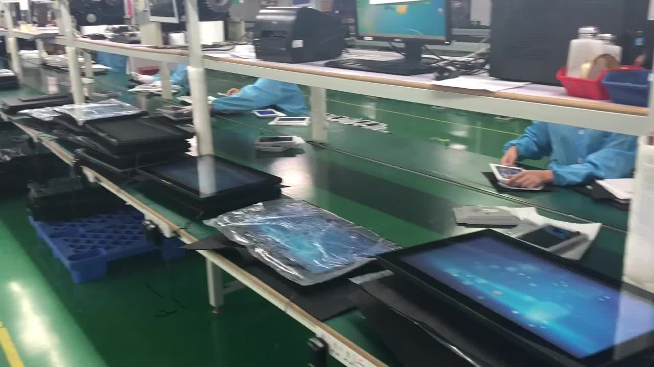 32 inch quad core 1920x1080 wall mounted android tablet pc for advertising display, advertising show