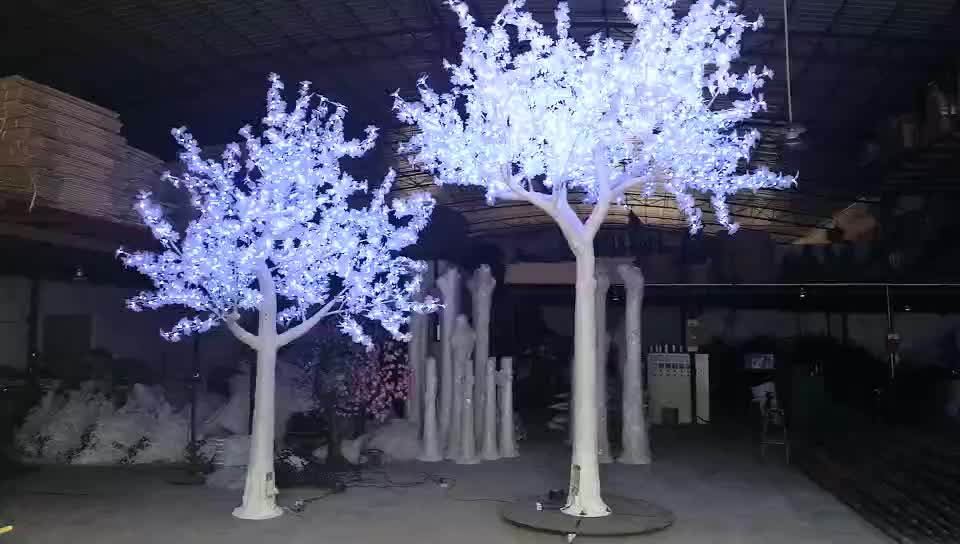 Outdoor artificial waterproof color changing 5m maple leaf light up outdoor artificial waterproof color changing 5m maple leaf light up trees aloadofball Images