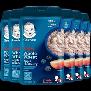 【直营】美国嘉宝进口婴儿辅食米粉