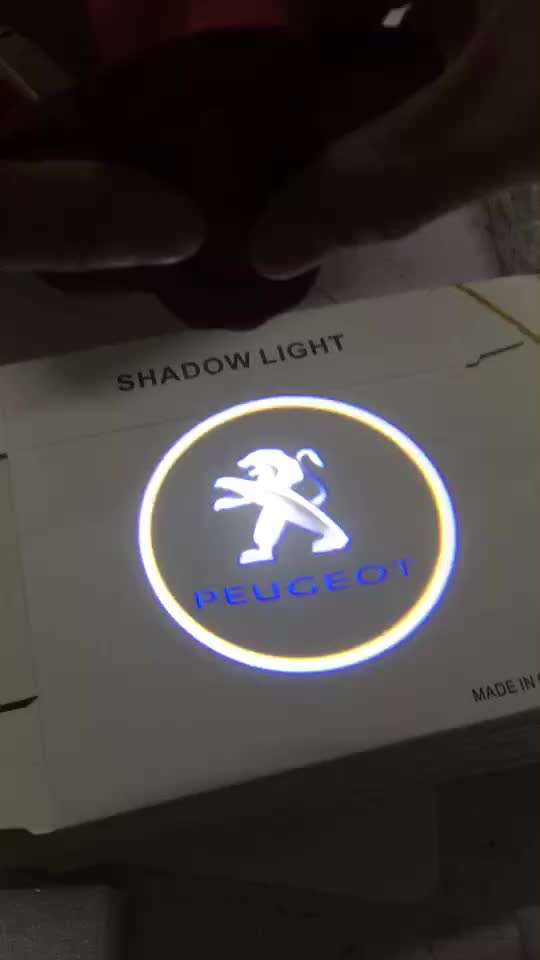 Good quality LED projector light ghost shadow light with logo