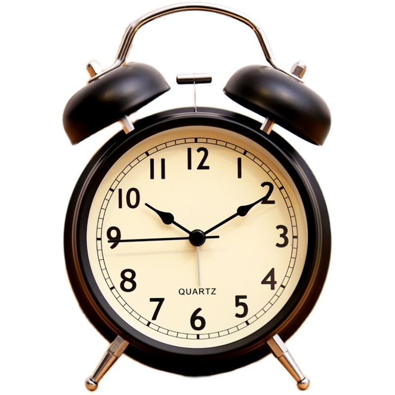 小闹钟学生用床头夜光儿童时钟表质量怎么样