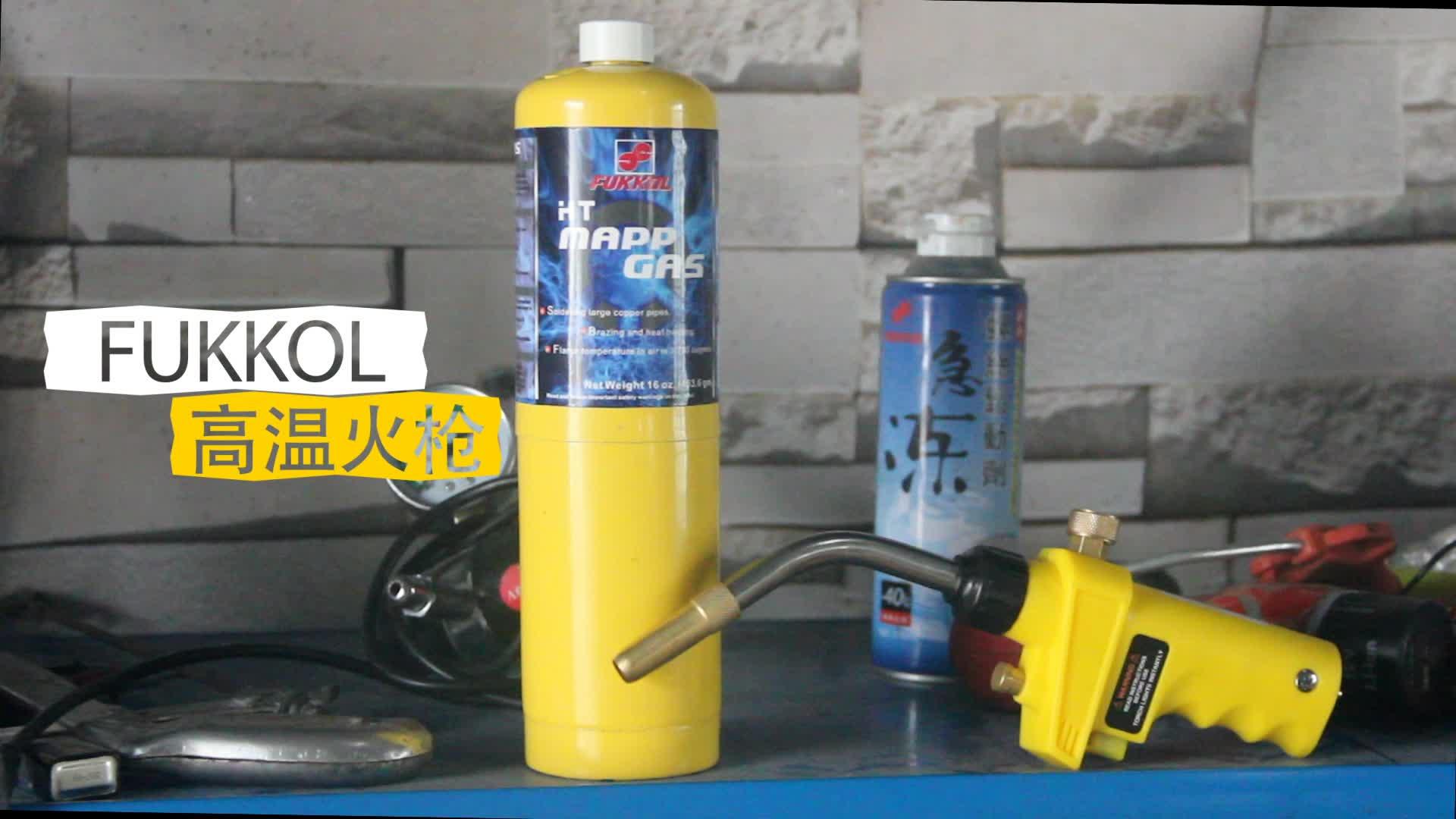 Fukkol Mapp pro gas price Mapp gas torch, propane torch cylinder