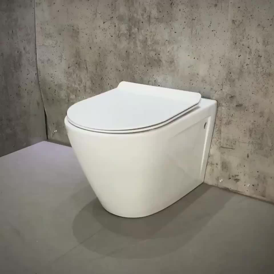 Cool Ceramic Cheap Wall Hung Toilet European Wc Toilet One Piece Soft Seat Cover Wall Mounted Toilet Bowl Buy Ceramic Wall Hung Toilet Soft Seat Cover Beatyapartments Chair Design Images Beatyapartmentscom