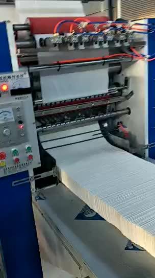 Sıcak satış 3 çizgi yüz doku makinesi ve yüz doku paketleme makinesi / yüz doku üretim hattı