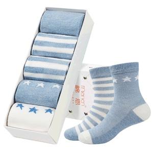 夏季网眼儿童薄袜中大童男童袜子