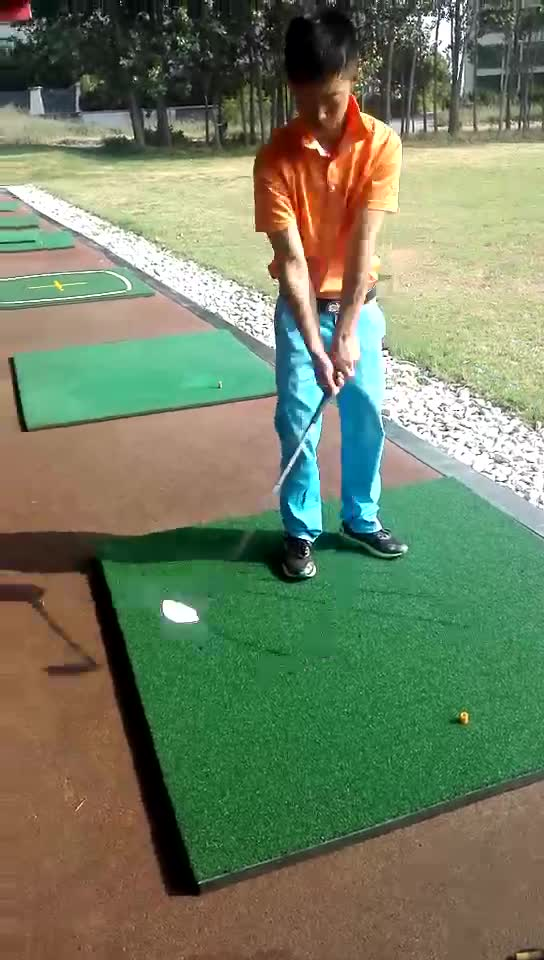 indoor practice and range mat stance product buy nets golf mats on hitting outstanding driving
