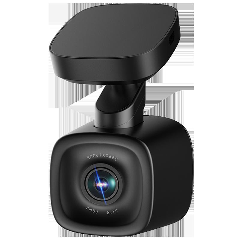 海康威视F6行车记录仪高清夜视汽车载隐藏式免安装无线全景电子狗