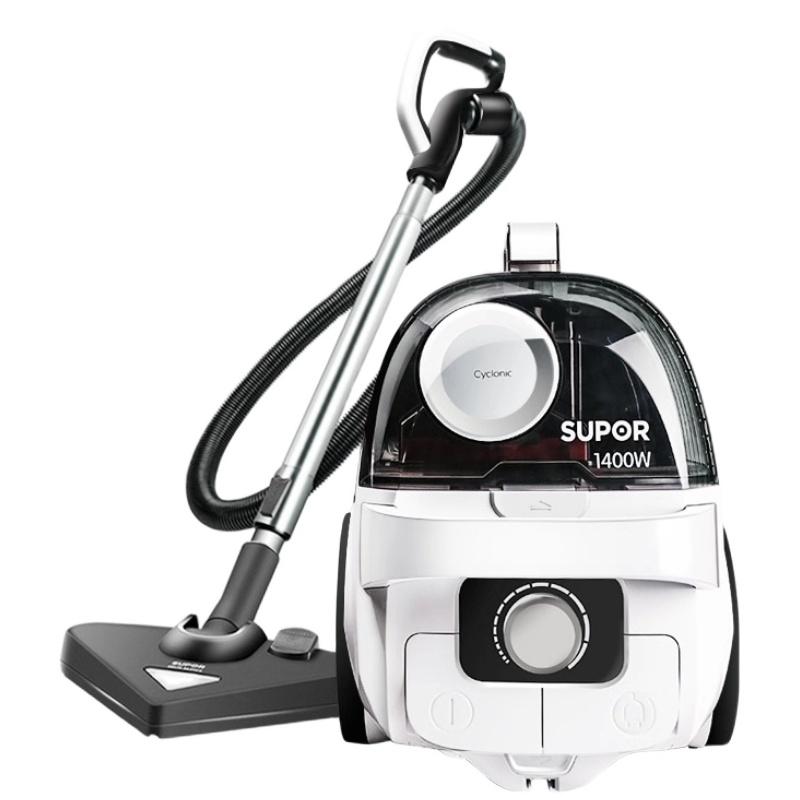 苏泊尔吸尘器卧式家用大功率大吸力吸尘器强力手持式车载超低音除