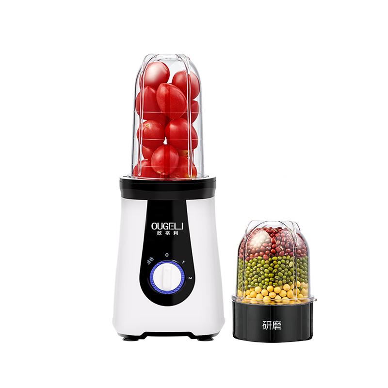 家用水果小型全自动便携式炸打汁机买后点评
