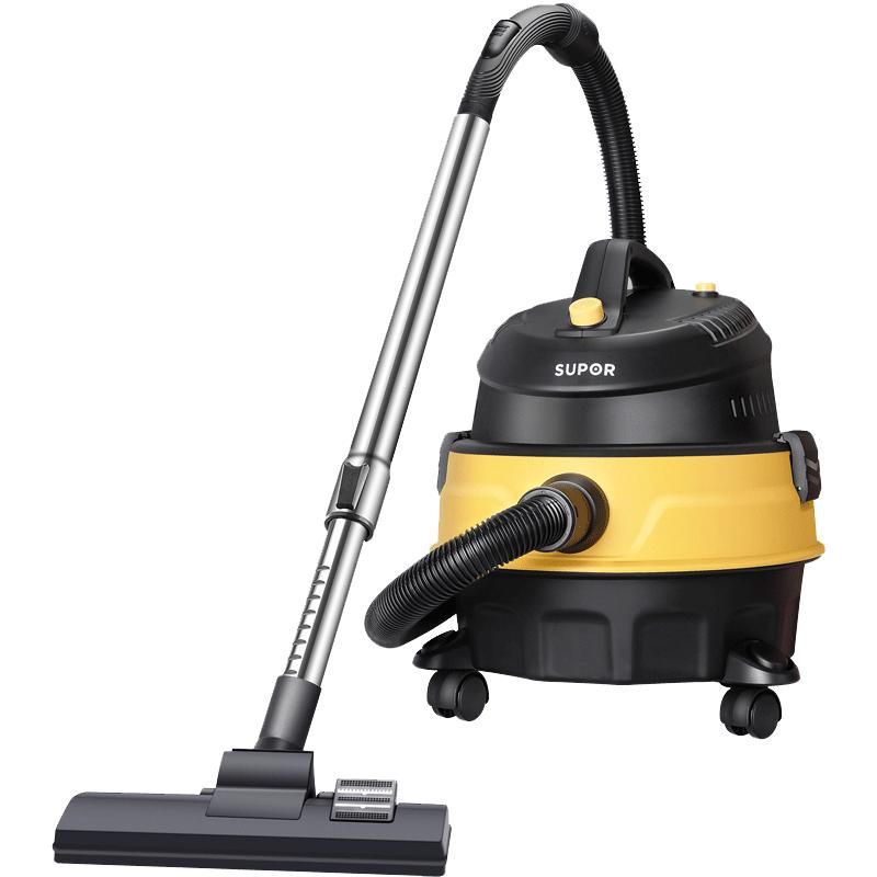 苏泊尔家用强力大吸力干湿吸尘器