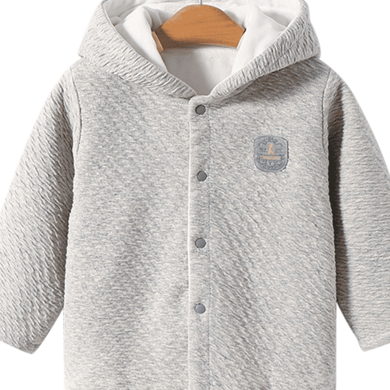 童泰宝宝外套衣服春秋新生儿婴儿上衣纯棉男童女童秋装衣服洋气潮
