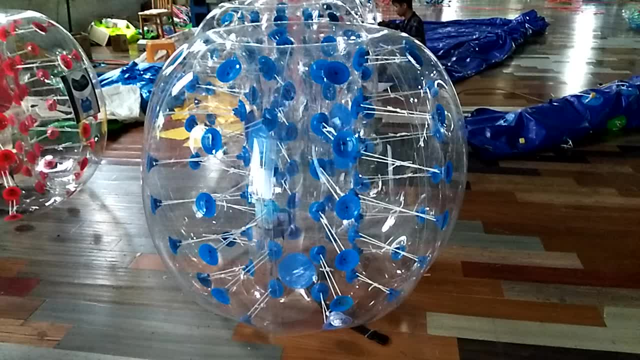 Funny Interactive Inflatable Sport Game Bumper Body Zorb Ball Bubble Soccer For Kids And Adults