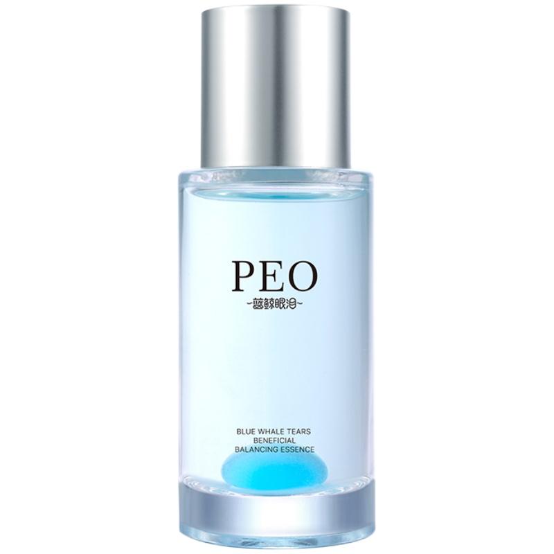 PEO蓝鲸眼泪寡肽肌底液皮肤屏障敏感肌过敏修复角质层精华液