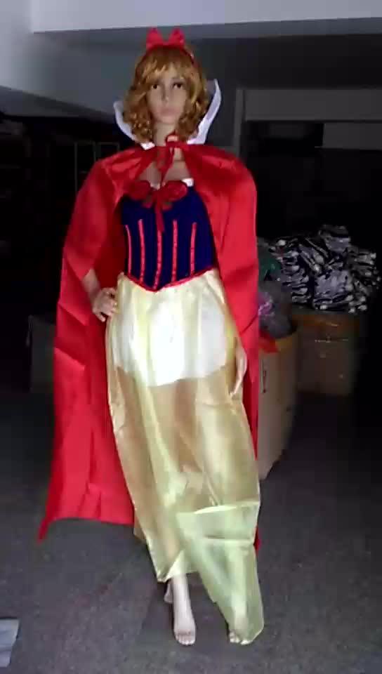Dành cho người lớn Fairytale Nữ Hoàng Trang Phục Outfit Nữ Fancy Costume Dress