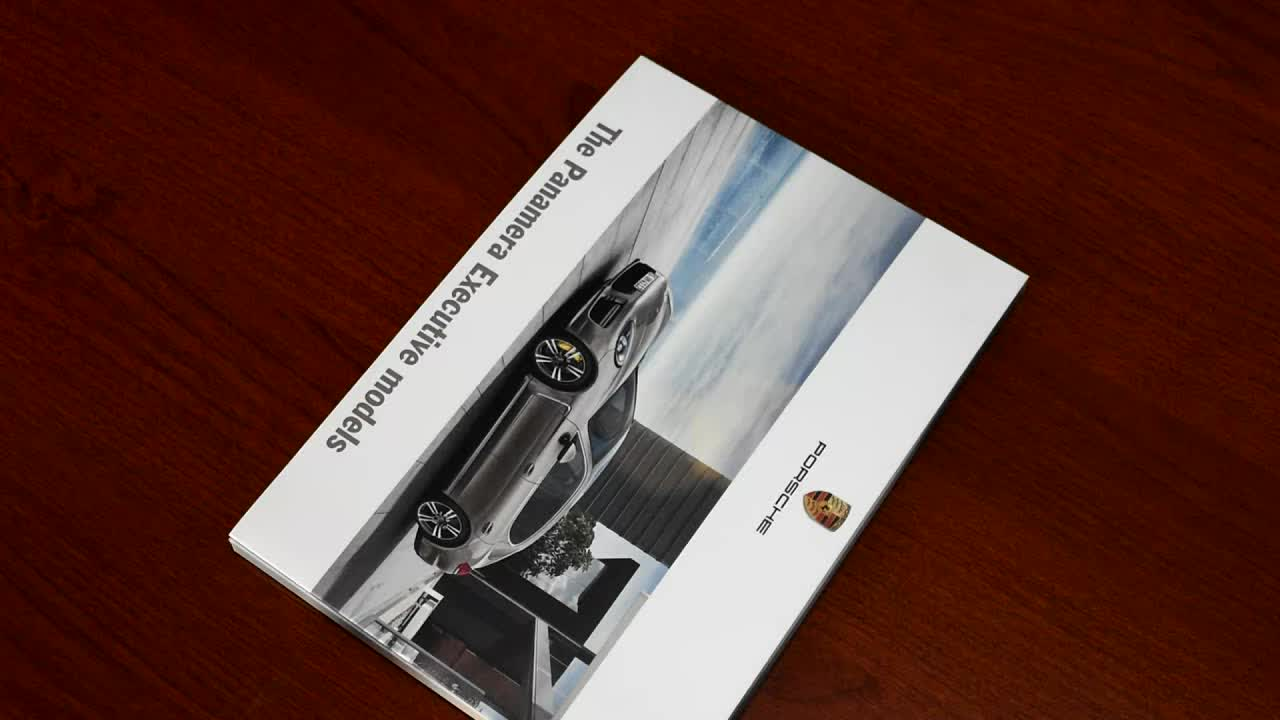 Cote Best selling 7 Inch Video card Touch Screen Brochure For Cool Car Business Advertising