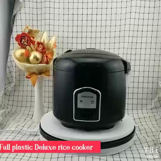 Goedkope prijs fabrikant draagbare elektrische deluxe rijstkoker