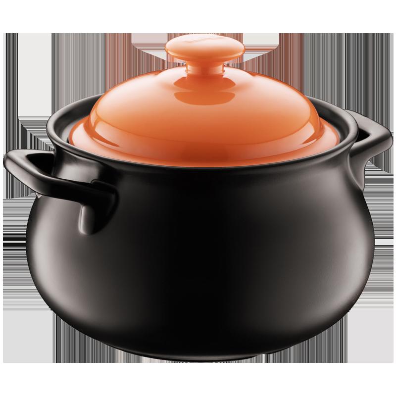 6.5级锂辉石:苏泊尔耐高温砂锅养生陶瓷煲