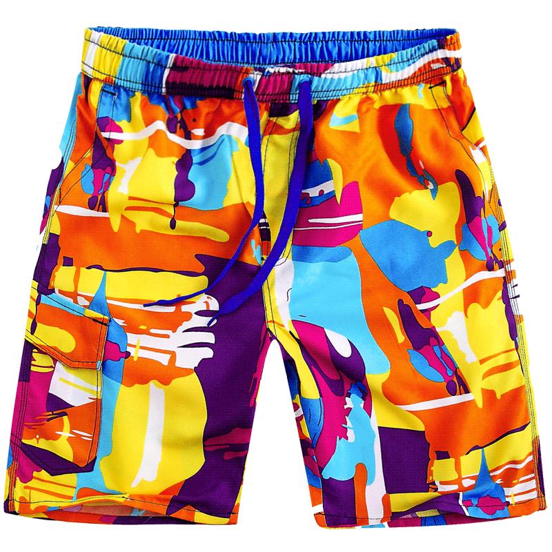 夏天运动休闲五分大裤衩潮5分短裤