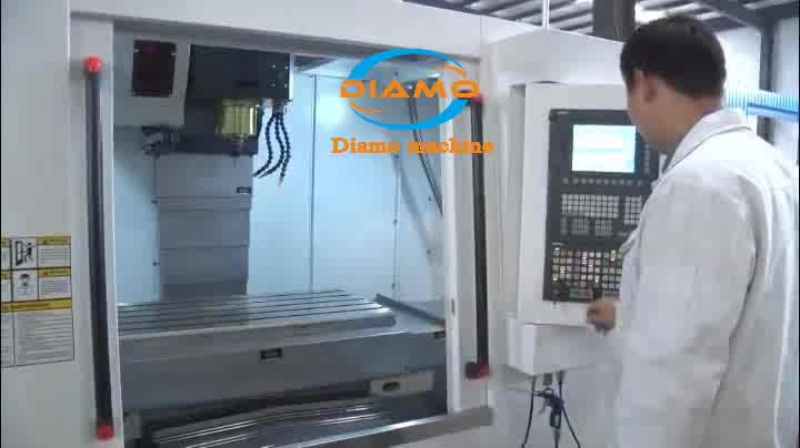China 3 axis 4 axis 5 axis cnc milling machine price with CE Certification VMC650