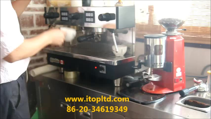 11L Commercial double group Coffee Machine Coffee Maker espresso coffee maker