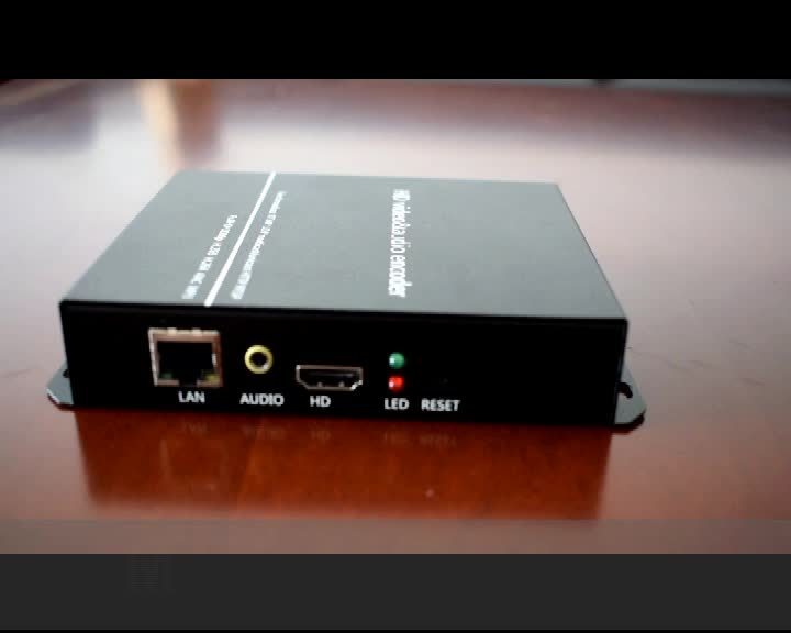 Compact H.264 video encoder for xtream codes,wowaza rtmp,HLS M3U8 for iptv