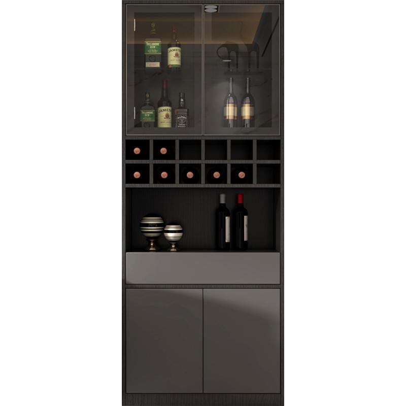 轻奢酒柜现代简约靠墙电视小玻璃柜值得买吗