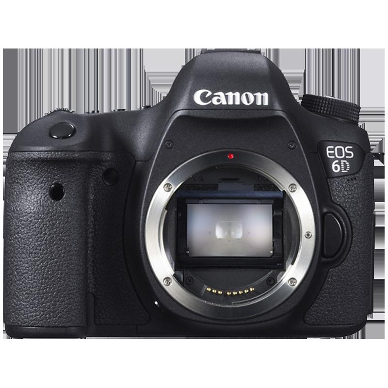 【全新正品】Canon/佳能 EOS 6D 机身准专业单反数码相机入门级全画幅机型家用高清旅游摄影单反机专业照相机