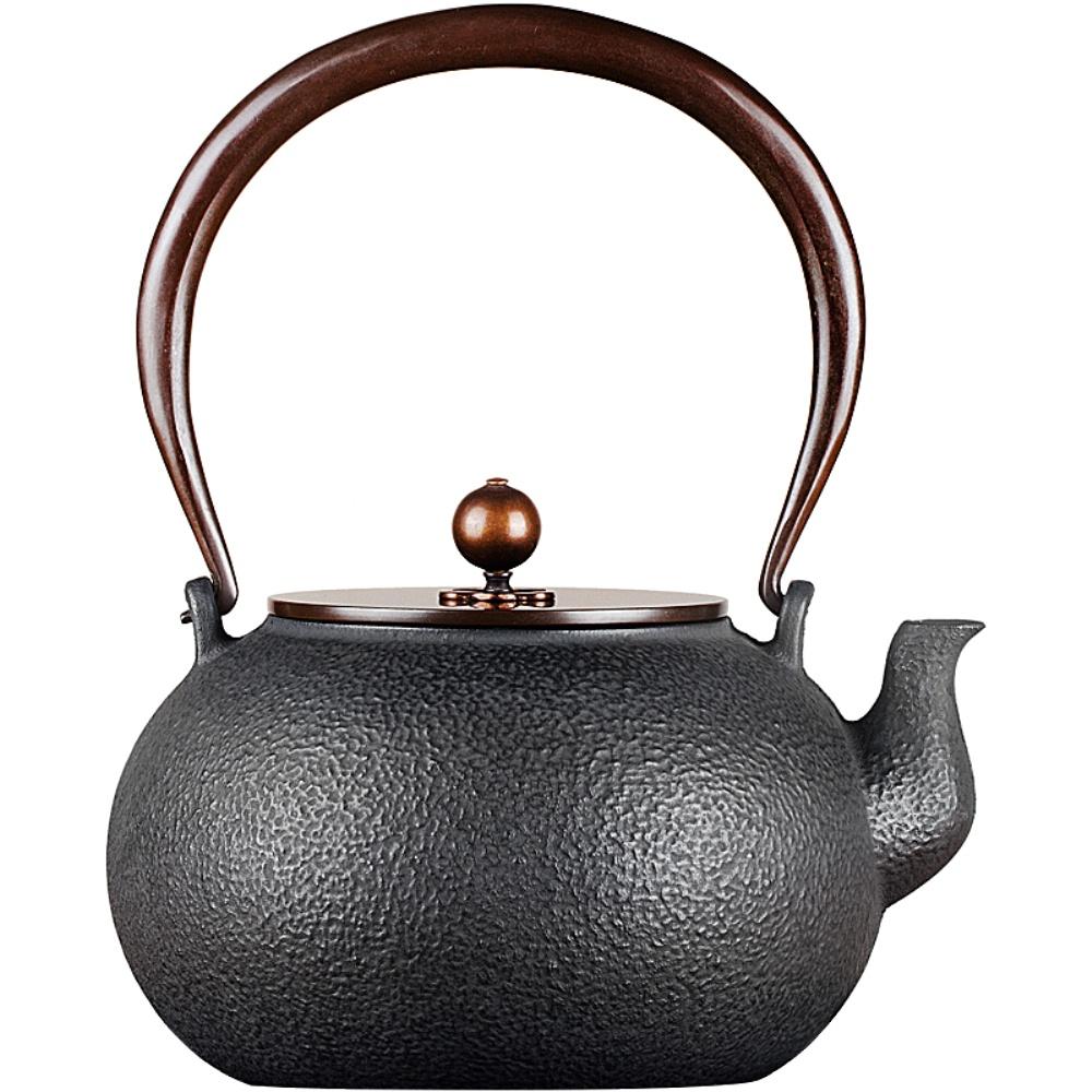日本铁壶电陶炉泡茶纯手工茶壶怎么样