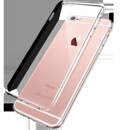 苹果6splus iphone11pro透明手机壳