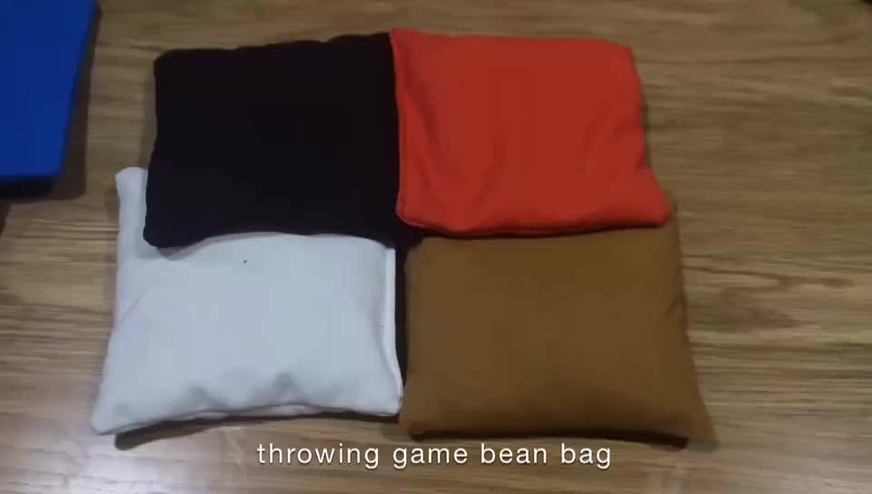 Mini borsa fascio toss gioco con bean o di plastica o sabbia può scegliere