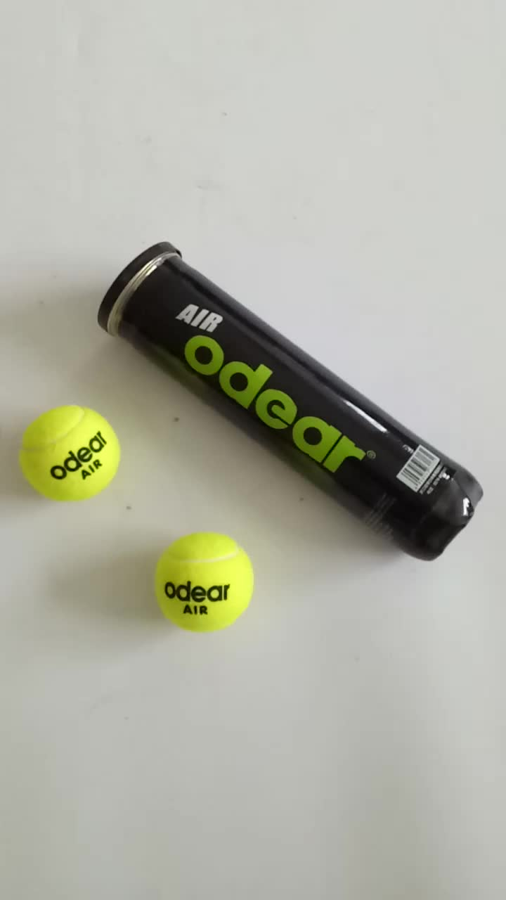 2018 BSCI Audit factory tennis ball  US OPEN Quality ITF Approved