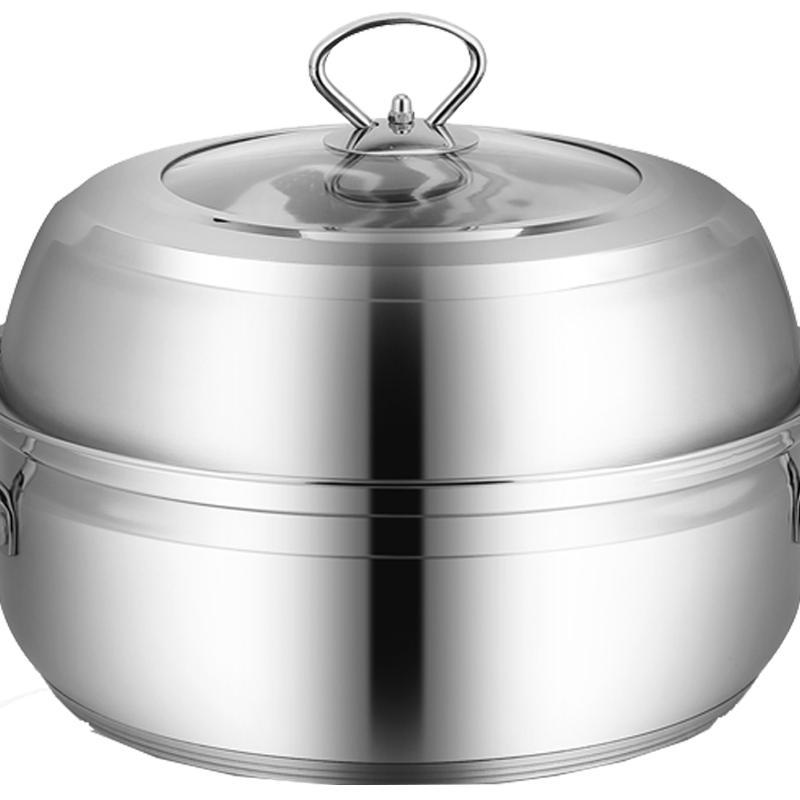 不锈钢海鲜家用蒸煮两用一体蒸汽锅好用吗