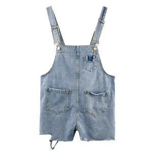 大码女装夏季新款宽松洋气遮肚短裤