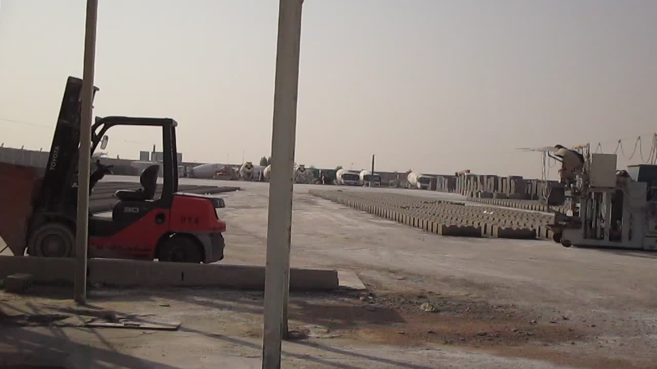 CSCPOWER concrete cooling flake ice making plant